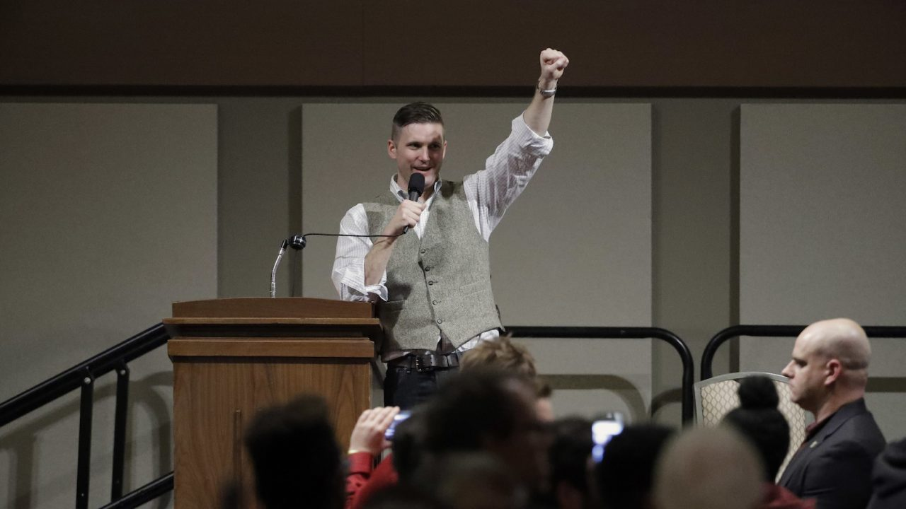Florida Governor Declares State of Emergency Ahead of Richard Spencer Event