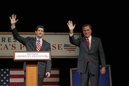 Romney Campaign Confirms; Paul Ryan as VP