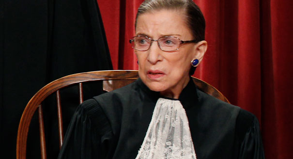 Why all the pressure for Ruth Bader Ginsburg to retire?