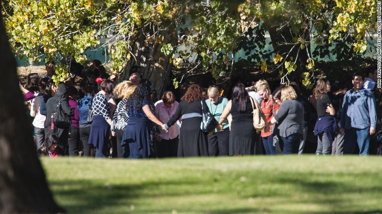 San Bernardino Shooting; Let the Gun Blaming Begin