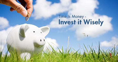Time: Spending vs Investing