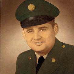 Soldier Spotlight: Staff Sergeant Felix M. Conde-Falcon