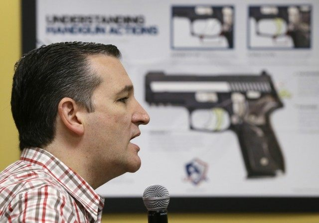 AP Publishes Controversial Picture of Ted Cruz