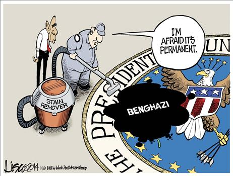The Stain of Benghazi