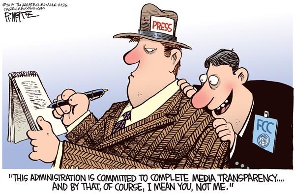A Transparent Media
