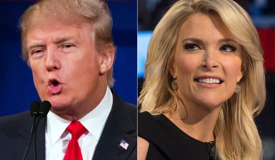 The Feud Between Donald Trump and Megyn Kelly Continues