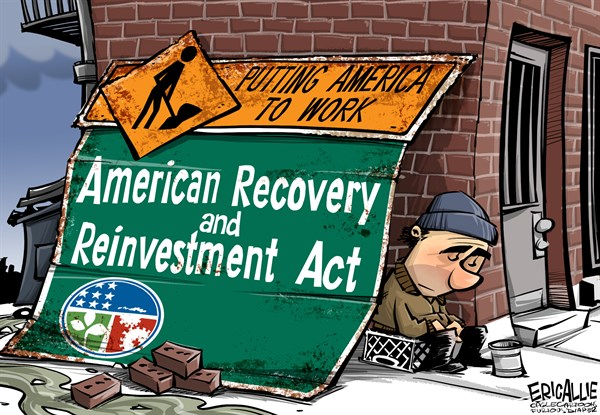The Un-Recovery Act