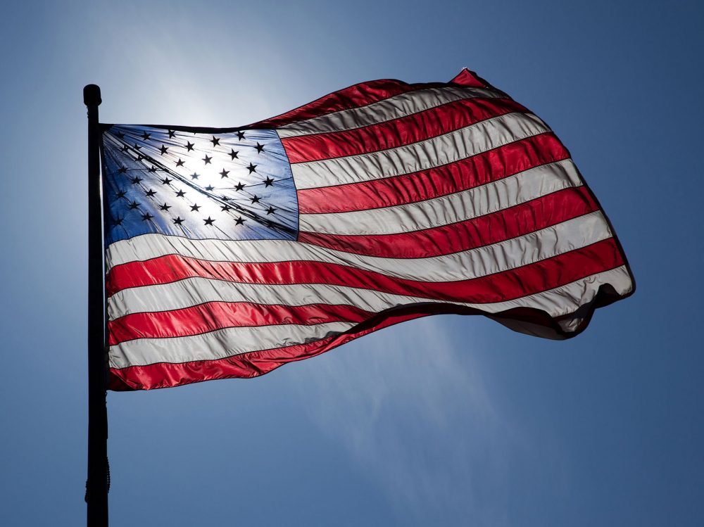 California NAACP Urges Removal of 'Star-Spangled Banner' as National Anthem