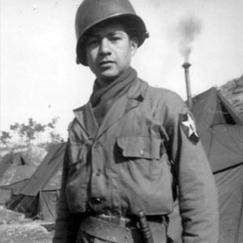 Sergeant Victor H. Espinoza