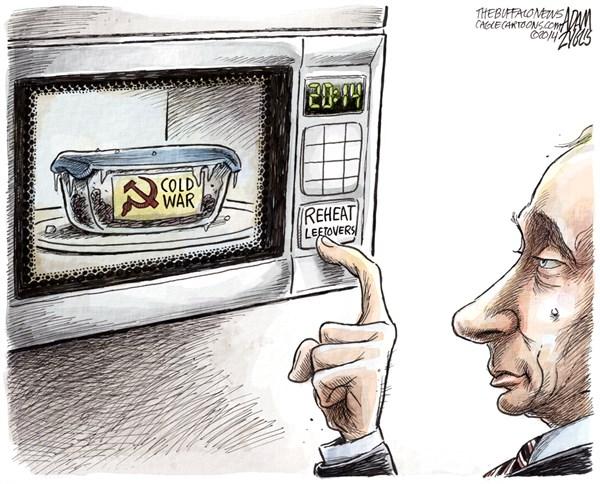 Warming Cold War Leftovers