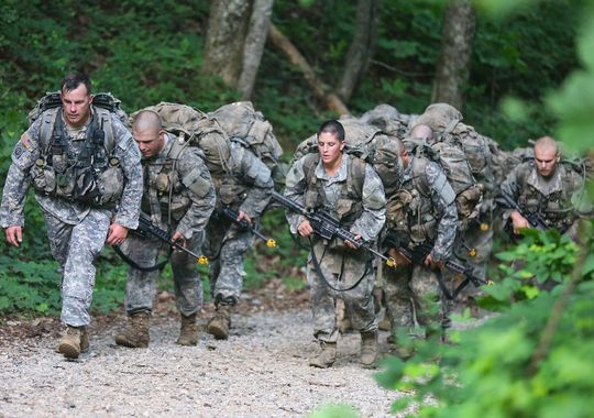 Two women to graduate Ranger school