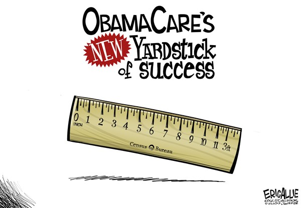 Yardstick of Success: Measuring Obamacare