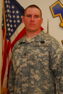 Staff Sgt. Zackary Filip Military Times Soldier of the Year