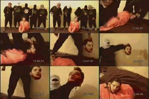 Nick Berg beheading